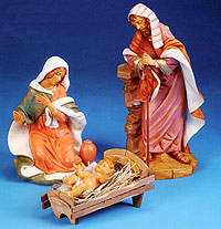 18 Inch Scale Holy Family