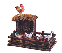 7.5 Inch Scale Birds of Bethlehem by Fontanini