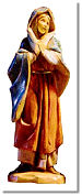 5 Inch Scale Mary Mother of Christ by Fontanini