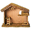 Fontanini 7.5 Inch Scale Nativity Stable