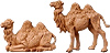 3.5 Inch Scale Camels by Fontanini