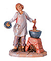 3.5 Inch Scale Gera the Cook by Fontanini
