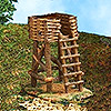 Fontanini 5 Inch Scale Vineyard Watchtower