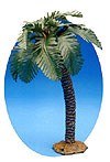 5 Inch Scale Palm Tree by Fontanini