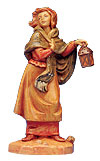 5 Inch Scale Elisabeth the Innkeeper's Wife by Fontanini