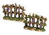 5 Inch Scale Grapevine Fence Set by Fontanini