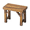 Fontanini 5 Inch Scale Table