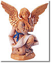 5 Inch Scale Kneeling Angel by Fontanini