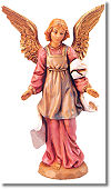 5 Inch Scale Standing Angel by Fontanini