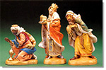 7.5 Inch Scale Kings Set by Fontanini