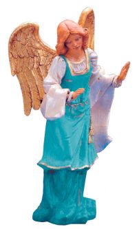 18 Inch Scale Standing Angel by Fontanini