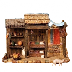 New Fontanini 5 Inch Scale - Trading Post - Estimated Availability is September