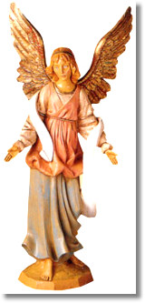12 Inch Scale Standing Angel by Fontanini